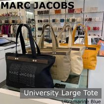 MARC JACOBS☆University Large Tote☆キャンバストート☆ラージ