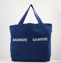 """Samsoe Samsoe"" Frinka shopper Blue"