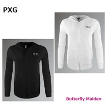 PXG(ピーエックスジー) パーカー・フーディ :: PXG :: ロゴ入りフーディー OUTLINE HOODIE
