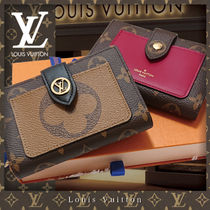 20FW 直営買付 Louis Vuitton 新作★コンパクト ウォレット/2色