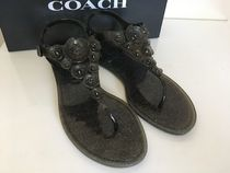 Coach Tea Rose Jelly Sandal セール 国内即発送