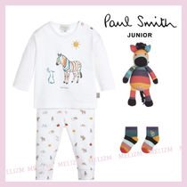 Paul Smith(ポールスミス) ベビーロンパース・カバーオール Paul Smith★〔Baby〕Outfit & Toy ギフトセット★関送込♪