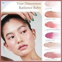◆HINCE◆ TRUE DIMENSION RADIANCE BALM 6色 チークバーム 人気