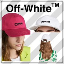 【 Off-White 】キャップ