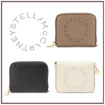 Stella McCartney☆Stella Logo Small ジップウォレット☆送料込