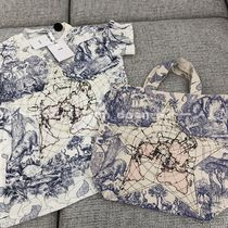【Dior】2020/21AW新作  Tシャツ&トートバッグ セット