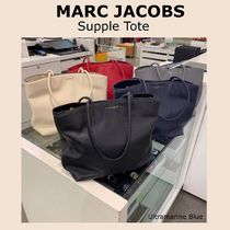 MARC JACOBS☆Supple Leather Tote☆A4サイズ可☆トートバッグ☆