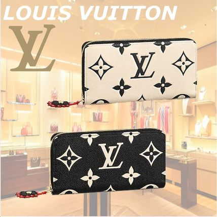 《20AW限定★CRAFTY》Louis Vuitton ジッピー・ウォレット