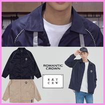 ☆ROMANTIC CROWN☆TXT テヒョン着用☆FRIDAY COACH JACKET☆