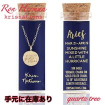 Ron Herman取扱◇krisnations◇Xll星座necklace