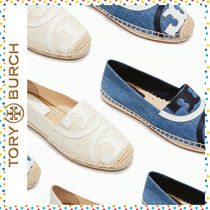 [TORY BURCH] エスパドリーユ Poppy Canvas Espadrille