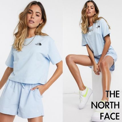 THE NORTH FACE セットアップ THE NORTH FACE 上下セット クロップドT&ショーツ