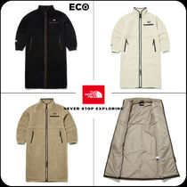 【THE NORTH FACE】★TEDDY SHEARLING FLEECE COAT