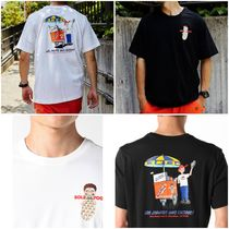 ナイキ/NIKE  AS M NSW SS TEE  FOOD CART Tシャツ 白/黒