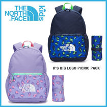 THE NORTH FACE★ K'S BIG LOGO PICNIC PACK_NM2DL51