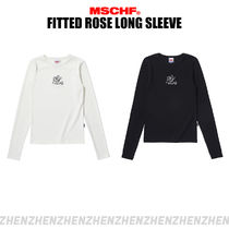 [MSCHF] FITTED ROSE LONG SLEEVE ☆二色☆