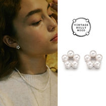 VINTAGE HOLLYWOOD正規品★Petit Flower Earring