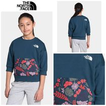 【The North Face】☆新作☆GIRLS' BACK TO SCHOOL S/S PULLOVER