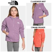 【The North Face】☆新作☆ GIRLS' GLACIER FULL ZIP HOODIE