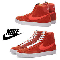 ナイキ Nike Blazer Mid 77 VNTG Suede Mix / Orange / 送料込
