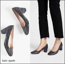 SALE『kate spade』Dolores★美脚!ブロックヒールパンプス
