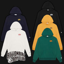 BILLIONAIRE BOYS CLUB☆SMALL ARCH LOGO POPOVER HOOD