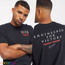 【Nike】Basketball engineered for victory ロゴ入りTシャツ