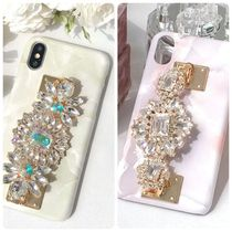 【Jaldoencase】flutter/adorable chain iPhone スマホ ケース