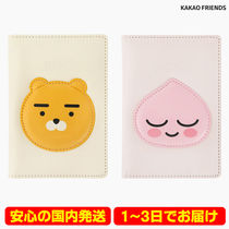 【即納】 KAKAO FRIENDS KF PU PASSPORT CASE/パスポートケース