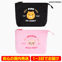 【即納】 KAKAO FRIENDS FLAT MULTI POUCH/フラットマルチポーチ