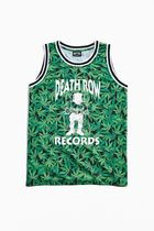 Urban Outfitters(アーバンアウトフィッターズ) タンクトップ 【Urban Outfitters】Death Row Records Meshタンクトップ★人気