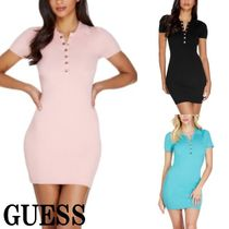 GUESS*SAVELLE POLO MINI DRESS*ポロミニワンピース♪