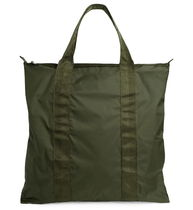 "ARKET(アーケット) トートバッグ ""ARKET MEN"" Packable Tote DarkGreen"