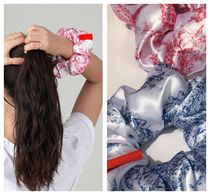 【yOungly yOungley】韓国発 Marie Scrunchies シュシュ 2colors