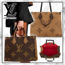 ◆Louis Vuitton 20SS 最新作◆ON THE GO モノグラムバッグ◆茶