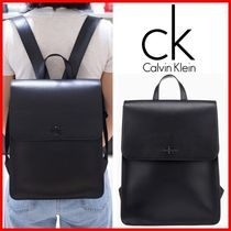 ★CALVIN KLEIN★フラップ バックパック☆正規品・男女OK!☆