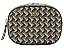 ToryBurch トリーバーチ TILE T COSME POUCH【送料0/国内即発】