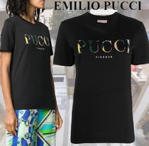 【20AW】★EMILIO PUCCI★ロゴ Tシャツ