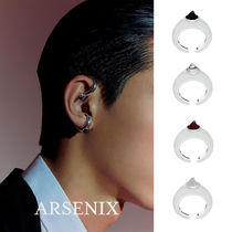 [ARSENIX]Rose Thorn Ear Cuff リング イヤカフ★BLACKPINK着用