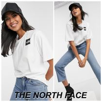 The North Face Fine Boyfriend Tシャツ ホワイト