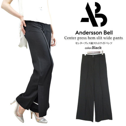 ANDERSSON BELL(アンダースンベル) パンツ ANDERSSON BELL アンダースンベル ワイドパンツ 国内発送