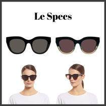 【Le Specs】AIRY CANARY ブラック サングラス