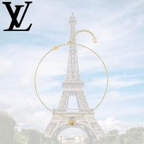 LV サークル メダリオン☆LOUIS VUITTON☆コリエ・L TO V