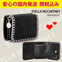 関税送料込国内発送★Stella McCartney MINI WALLET