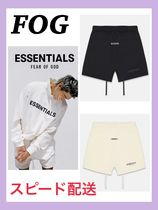 FOG Fearofgod Essentials Sweat shorts ショーツ ハーフパンツ