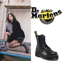 【Dr.Martens】JADON 厚底 ブーツ POLISHED SMOOTH