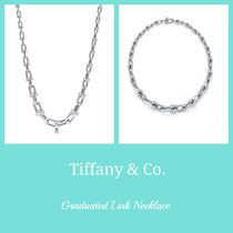 【Tiffany & Co】グラジュエイテッド リンク ネックレス