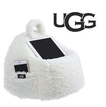 SALE【人気のUGG】アグSherpa Poofタブレット置きピロー