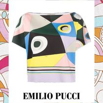 ★EMILIO PUCCI★プリント トップ