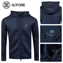 【G FORE】G4 Full Zip Tech フーディ - AW20